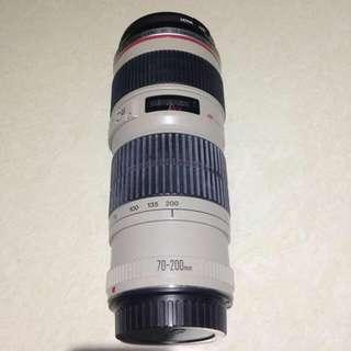 Lensa Canon EF 70-200mm f/4 L