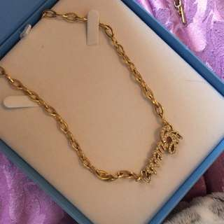 GENUINE GUESS NECKLACE.