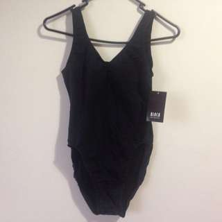 Black Ballet Leotard Brand New, Bodysuit, Dance, Bloch