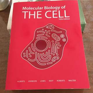 LSM2103 Textbook (Molecular Biology Of The Cell)