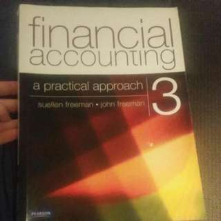 Financial Accounting a Practical approach 3