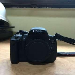 Canon 700D Body.