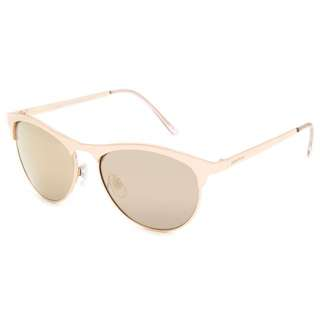 MinkPink - Gold Frame Cat Eye Sunglasses in the style - Metal As Anything - RRP $49.95