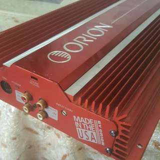 ORION 250 HCCA Competition AMP