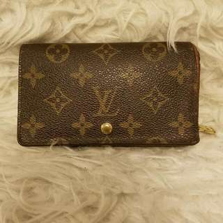🈹LV wallet 100% Real 【😢減價至👉$900】