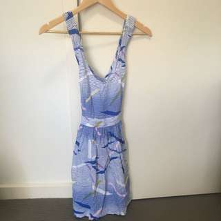 Blue juice Summer Dress