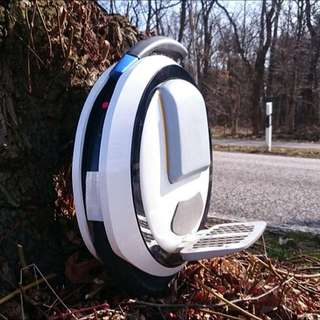 Electric Unicycle [Ninebot One E+]