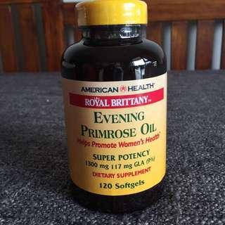 (reserved) BN Evening Primrose Oil Capsule