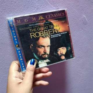 VCD The Great Train Robbery (2001)