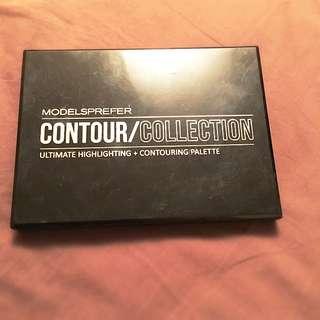 Models prefer Contour Collection
