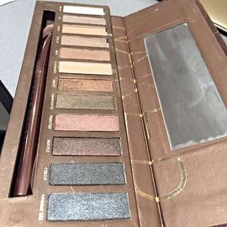 Urban Decay - Naked Palette Replica