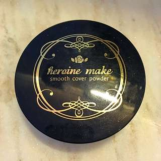 Heroine Make Smooth Cover Powder