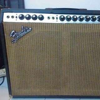 Fender Twin Reverb 1972 Silverface 100 Watt