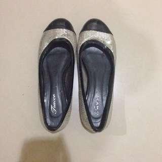 bling bling flatshoes