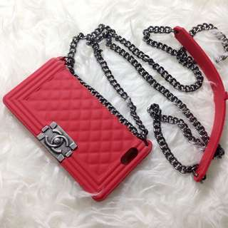 Chanel case for iphone 5/5s