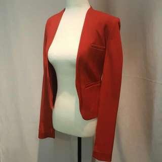 Jorge. Jacket/Blazer Size 8