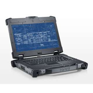 Dell E6420 XFR Laptop Military Police Spec