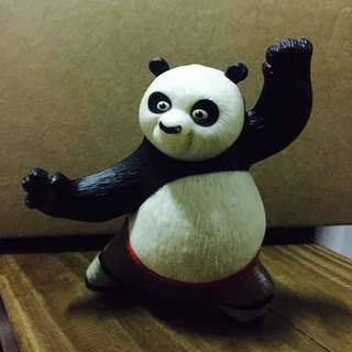 麥當勞玩具 功夫熊貓