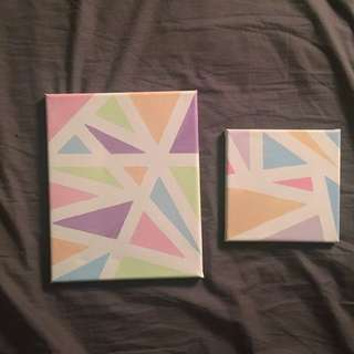 Pastel Prints