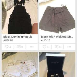 Fast Sale Come Get It