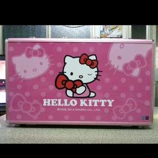Hello Kitty 水晶麻將可愛粉紅色kitty麻將(貓頭)(蝴蝶結)