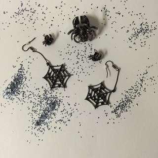 spider accessories