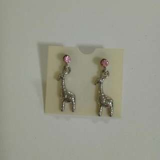 Giraffe Earrings [BN]