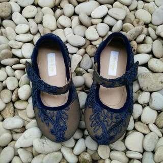 Tiffany Flat Round Shoes