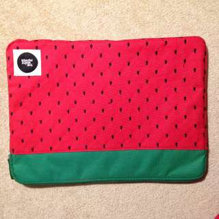 The WhitePepper Strawberry/Watermelon Laptop Case