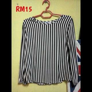 blouse striple