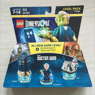 Lego Dimensions - Dr Who Level Pack 71204 (Last set available)