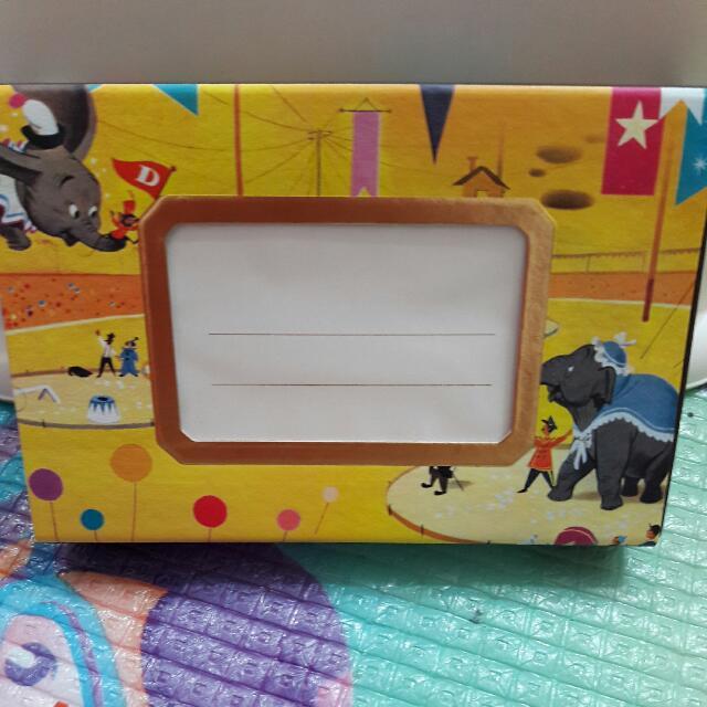 小飛象紙相框