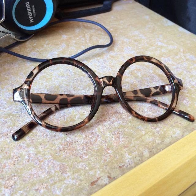 圓框眼鏡🤓