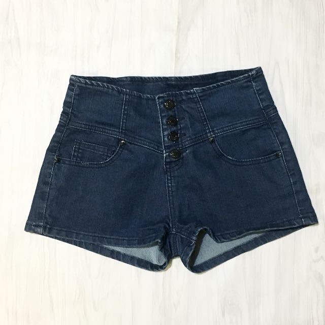 ▪️全新出清▪️純棉彈性牛仔短褲