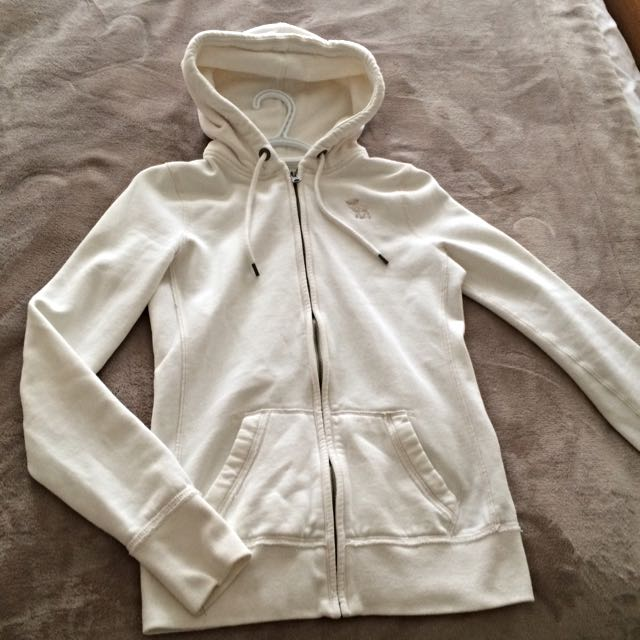 Abercrombie Zip-up Sweater