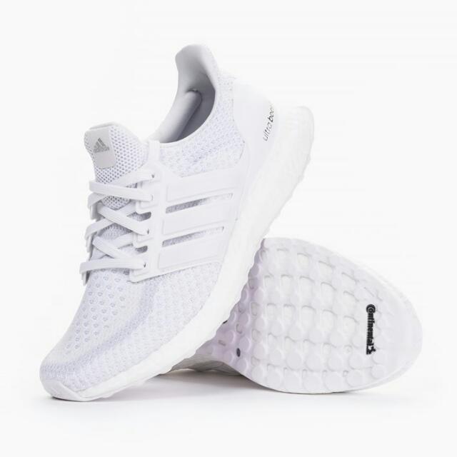 size 40 19406 12b62 Adidas Ultra Boost Triple white 2.0