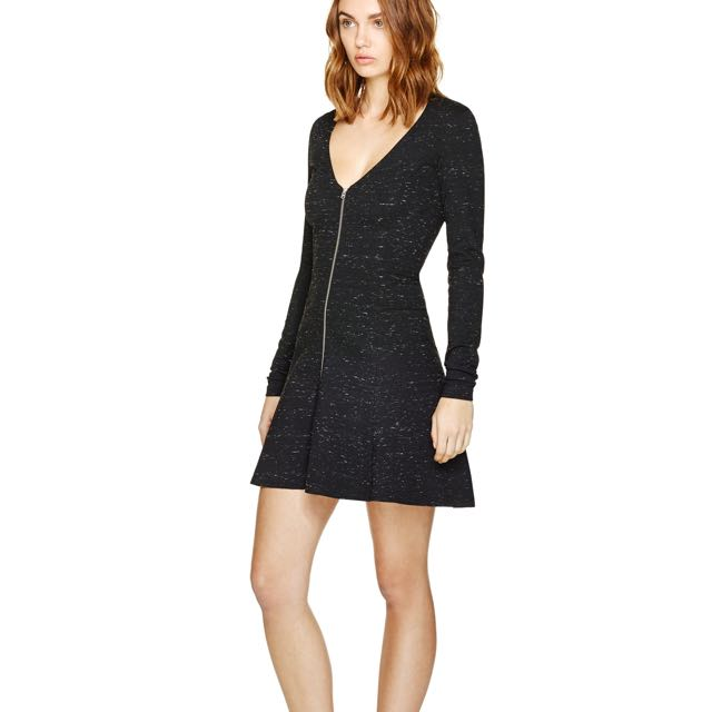 Aritzia Wilfred Lavande Dress