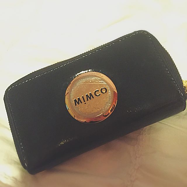 Authentic MIMCO Purse