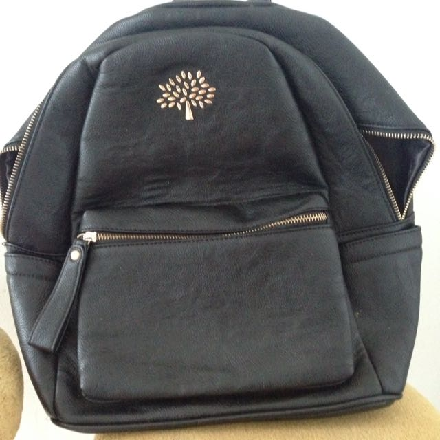 Backpack Mulberry
