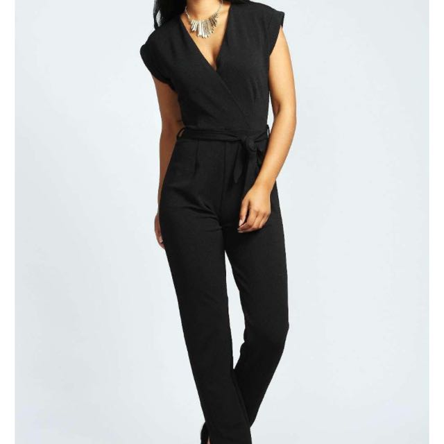 BNWT Black Jumpsuit