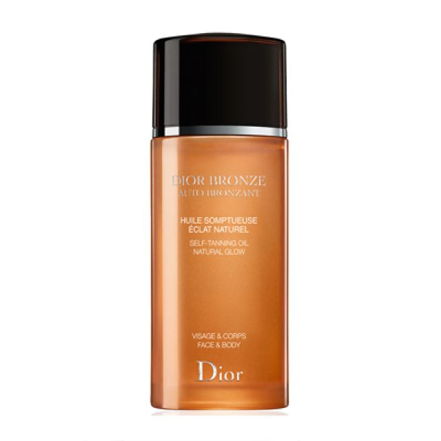 Christian Dior Bronze Self Tanning Oil Natural Glow 100ml