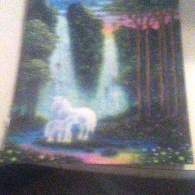 Glow In The Dark Puzzle
