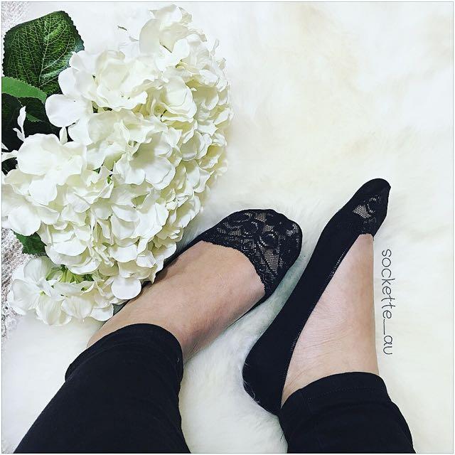 Half-Lace Sockettes