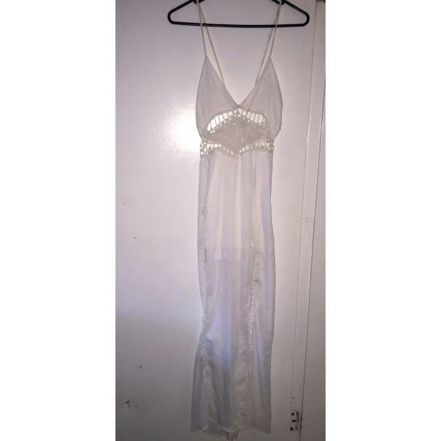 Hand Made Maxi Dress