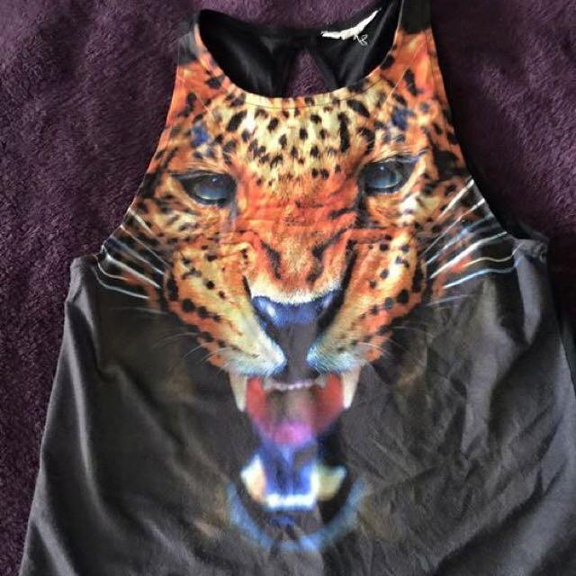 Jay Jays Tiger Singlet