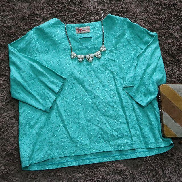 Lovely Tosca [Preloved Atasan/Baju]