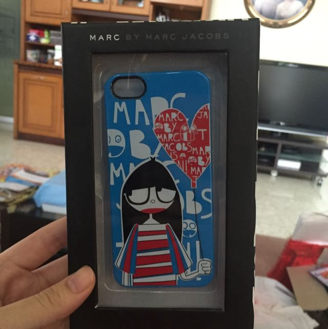 Marcjacobs Case Ip5