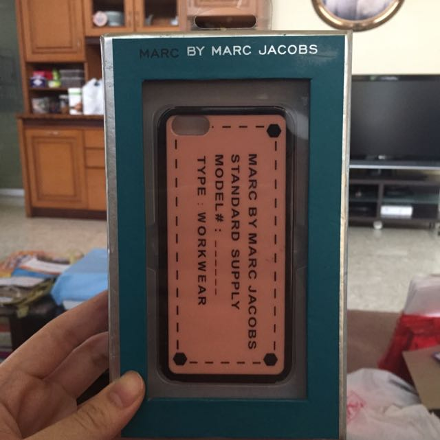 Marcjacobs Casing Ip 5