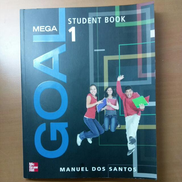 MEGA GOAL STUDENT BOOK 1