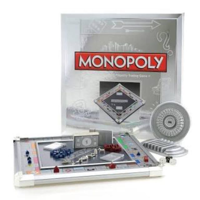 Monopoly: Platinum Edition